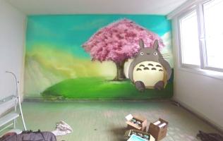 graff manga chambre