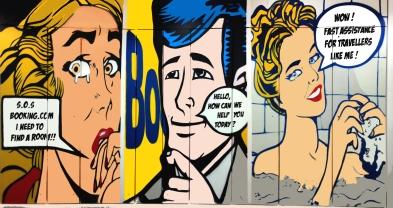 deco graff bande dessiné