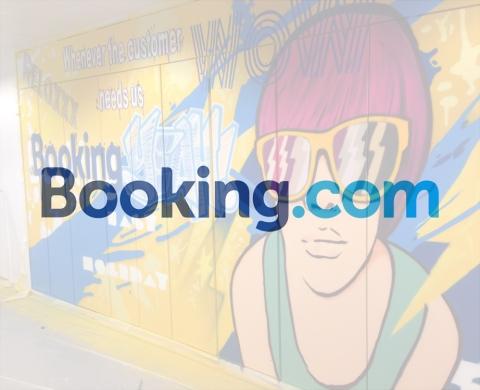 Bureaux Booking.com Lille