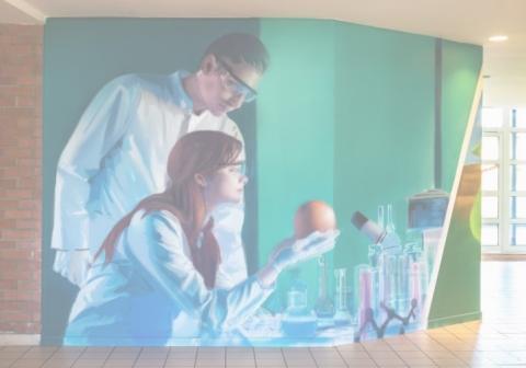 Espace d'accueil laboratoireAmiens
