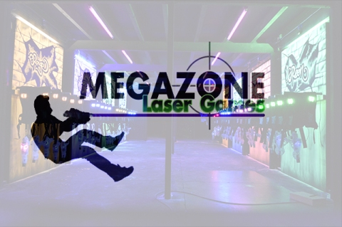 Laser games Megazone Fluo toulouse