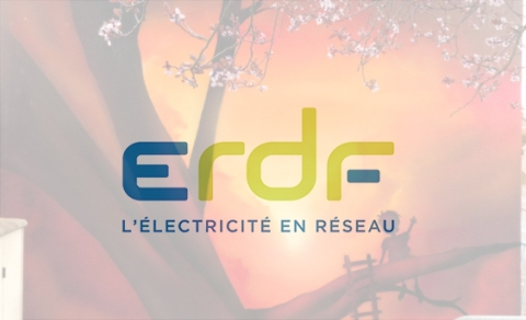 Transformateur ERDF Paris