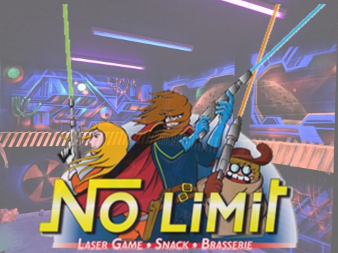 No Limit laser game