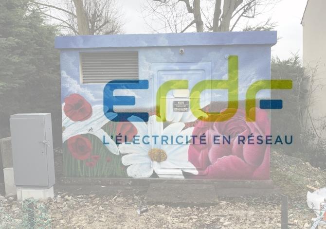 TRANSFORMATEUR EDF